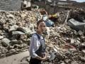Анджелина Джоли посетила разрушенный войной город в Ираке