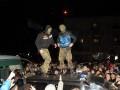 США осудили действия митингующих после суда над