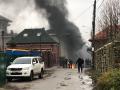 В Киеве под домом экс-министра энергетики Ставицкого неизвестные подожгли шины - СМИ