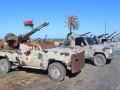 Ливийская армия зафиксировала нарушение перемирия