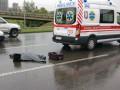 В Киеве Hyundai насмерть сбил женщину