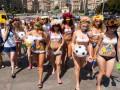 Активистки Femen покинули Украину, опасаясь преследований