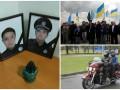 Итоги выходных: Убийство патрульных в Днепре, годовщина блокады Крыма и Лукашенко на байке