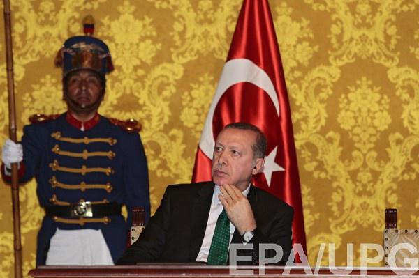 Пресс-службы Еврокомиссии и Евросовета отказались комментировать информацию о высказываниях турецкого президента