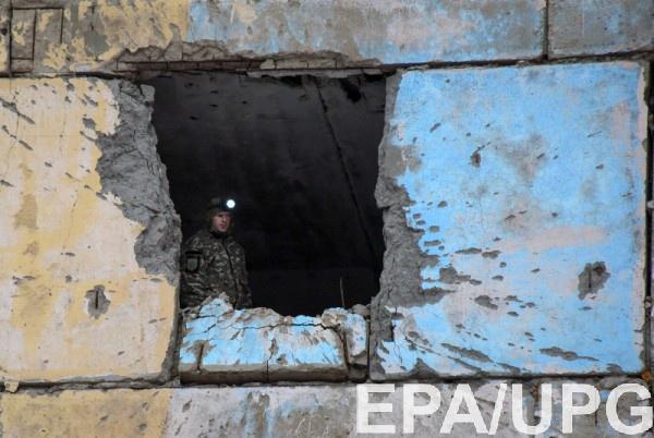Боевики снова обстреляли жилые кварталы