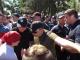 В Днепре за георгиевскую ленту оштрафовали женщину