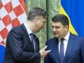 Украина готова помочь Хорватии в энергетической сфере