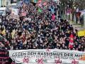 В Германии прошла демонстрация за прием беженцев