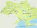В Украину вернулись дожди и заморозки до -8
