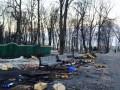 Экологи просят наказать виновных за разруху в Мариинском парке