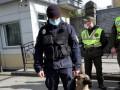 Жителя Херсона с подозрением на COVID-19 госпитализировали с полицией
