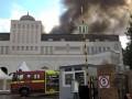 В Лондоне загорелась одна из крупнейших мечетей в Западной Европе