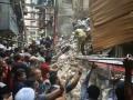 При обрушении здания в Мумбаи погибли 14 человек