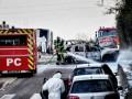 Во Франции из инкассаторской машины похитили 70 кг золота
