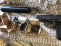 На Киевщине ликвидировали мастерскую по изготовлению оружия