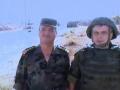 Российские военные в Сирии попали под обстрел в прямом эфире