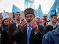 На Майдане в Киеве крымские татары проводят митинг: онлайн-трансляция