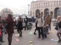 В Москве проходит акция в поддержку Telegram