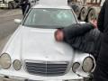 Под Одессой иностранец наехал на двух полицейских