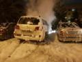 В Харькове подожгли Lexus мужа судьи, которая ведет дело Зайцевой