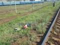 В Киеве поезд насмерть сбил мужчину и женщину