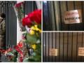 Ту-154 тяжелее воздуха: цветы у Генконсульства РФ в Одессе заменили на оскорбления