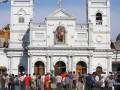 Ответственность за теракты на Шри-Ланке взяло