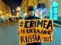 В центре Москвы прошли пикеты за