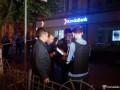 Ночной пожар в центре Киева: подробности
