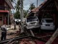 Число жертв цунами в Индонезии достигло 429 человек