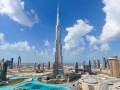 Молния ударила высочайший в мире небоскреб