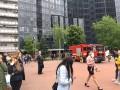 В Киеве горел один из корпусов университета культуры