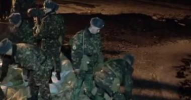 Авария в Бортничах: ВИДЕО с места происшествия