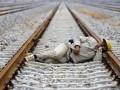 Вслед за шахтерами: железнодорожники Украины намерены протестовать под Кабмином