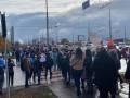 В Сумах перекрыт центр города: Бизнес протестует против карантина
