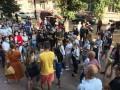 В Черновцах устроили митинг против усиления карантина