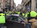В Брюсселе начались массовые протесты