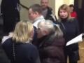 В Киевсовете подрались из-за строительства на Героев Днепра