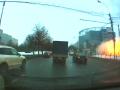 Появилось видео момента взрыва в московском метро