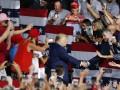 На митинги Трампа угрозами сгоняют рабочих - СМИ