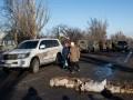 ОБСЕ: В Саханке боевик открыл огонь возле патруля и оскорбил наблюдателей