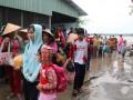 Во Вьетнаме из-за шторма эвакуируют миллион человек