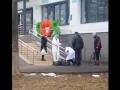 В Днепре мужчина скончался возле больницы