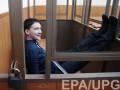 Российский врач: Этапирование для Савченко равно ее смерти
