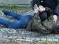 Под Киевом пьяный мужчина обстрелял колонну военных