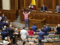 Верховная Рада устроила овацию Виде и Вукоевичу