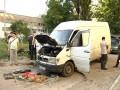 На Сумщине в волонтерском автобусе нашли тайник с гранатами