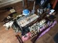 На Днепропетровщине задержаны торговцы оружием из зоны АТО