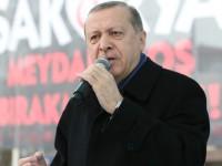 Эрдоган: Европейцы не будут в безопасности нигде в мире