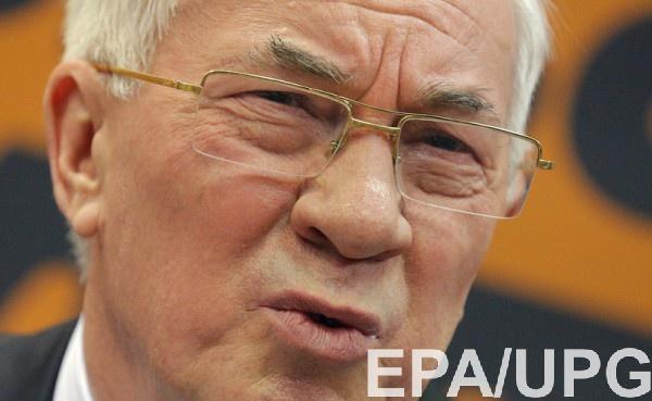 Азаров через суд вернул себе пенсию вгосударстве Украина - Розенко